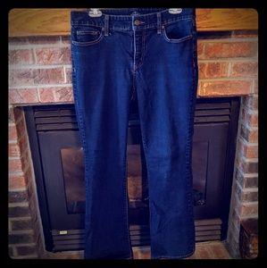 St. John's Bay bootcut blue jeans women's size 10
